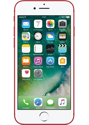 Apple iPhone 7 128GB (PRODUCT) RED (MPRL2) - ITMag