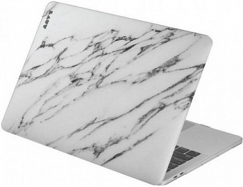 "Чехол LAUT HUEX Cases для MacBook Air 13"" - White Mramor (LAUT_MA13_HXE_MW) - ITMag"