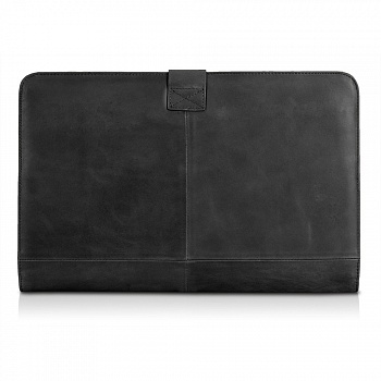 "DECODED Slim Cover for MacBook Air 13"" Black (D4MA13SC1BK) - ITMag"