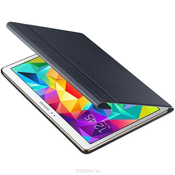 Чехол Samsung Book Cover для Galaxy Tab S 10.5 T800/T805 Charcoal Black - ITMag
