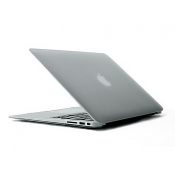 "Накладка Crystal Protective Case Cover для Apple MacBook Air 13"" (Прозрачная) - ITMag"