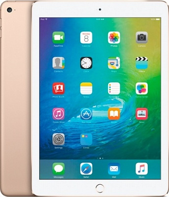 Apple iPad Pro 12.9 Wi-Fi 128GB Gold (ML0R2) - ITMag
