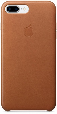 Apple iPhone 7 Plus Leather Case - Saddle Brown MMYF2 - ITMag