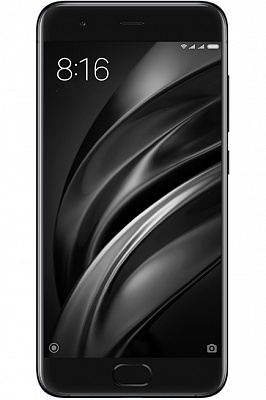 Xiaomi Mi 6 6/128GB Black - ITMag