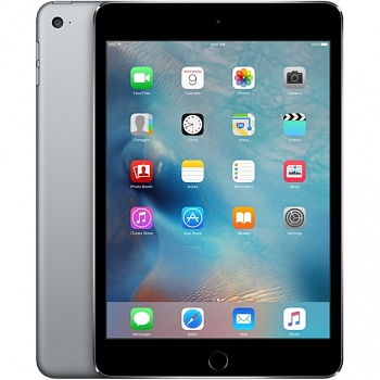 Apple iPad mini 4 Wi-Fi + Cellular 64GB Space Gray (MK892, MK722) - ITMag