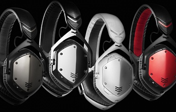 V-Moda Crossfade XF Wireless Gunblack - ITMag