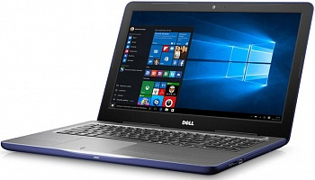 Dell Inspiron 5567 (5567-5307) Blue - ITMag