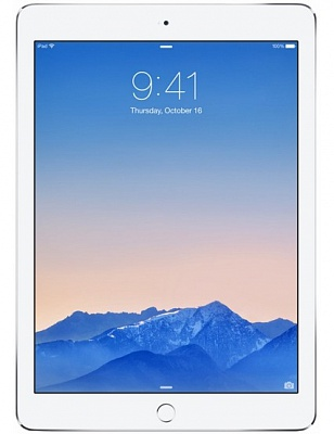 Apple iPad Air 2 Wi-Fi 64GB Silver (MGKM2) - ITMag