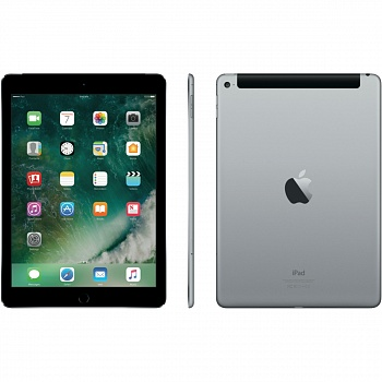 Apple iPad Wi-Fi + Cellular 128GB Space Gray (MP2D2) - ITMag