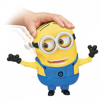 Интерактивная игрушка Despicable Me 2 8-inch Talking Minion - Dave - ITMag