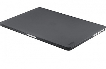 Чехол LAUT Huex для MacBook Pro 15 (Retina) Black (LAUT_MP15_HX_BK) - ITMag