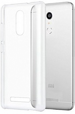 Xiaomi Silicon Case for Redmi Note 3 White - ITMag