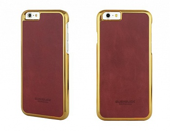 Чехол Bushbuck BARONAGE Classical Edition Genuine Leather for iPhone 6/6S (Red) - ITMag