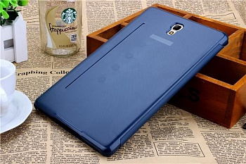Чехол Samsung Ultra Slim Flip Book Cover Case для Galaxy Tab S 8.4 T700/T705 Dark Blue - ITMag