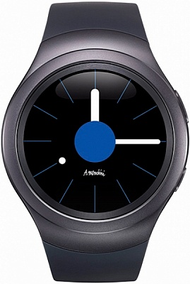 Samsung SM-R720 Gear S2 (Dark Grey) - ITMag