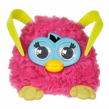 Игрушка Furby Party Rockers Creature (Pink with Ears) - ITMag