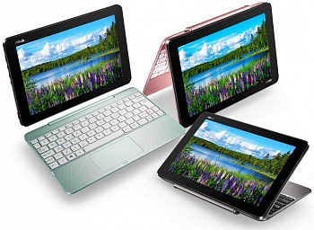 ASUS Transformer Book T101HA (T101HA-GR022T) Mint Green - ITMag