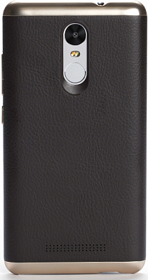Xiaomi Protective Leather Case for Note 3 Brown (1155100016) - ITMag
