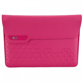 Case Logic SSMA-313 Welded Sleeve for 13.3-Inch Ultrabooks / MacBook Air / MacBook Pro Retina Display (Pink) - ITMag