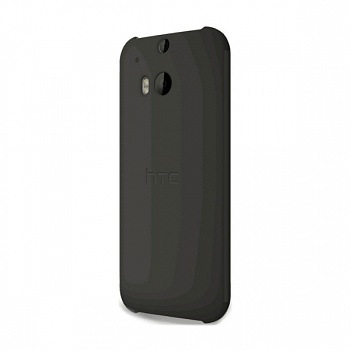 Чехол HTC One (M8) Dot View Cover HC M100 Gray - ITMag