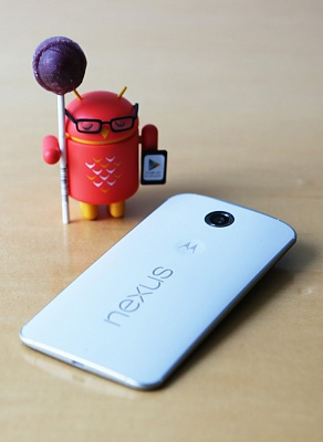 Motorola Nexus 6 32GB Cloud White - ITMag