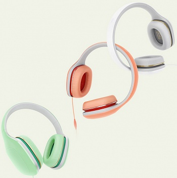 Xiaomi Mi Headphones 2 White - ITMag