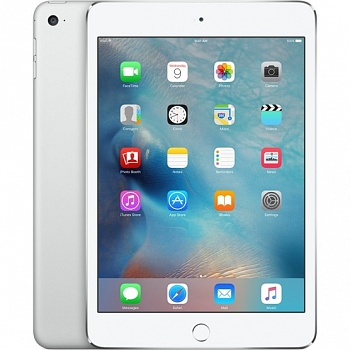 Apple iPad mini 4 Wi-Fi 128GB Silver (MK9P2) - ITMag