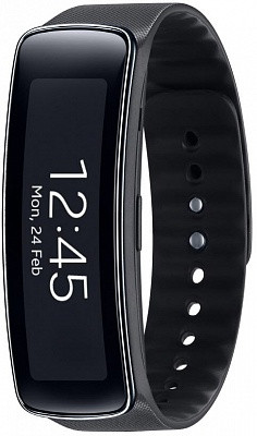 Samsung Gear Fit (Black) - ITMag