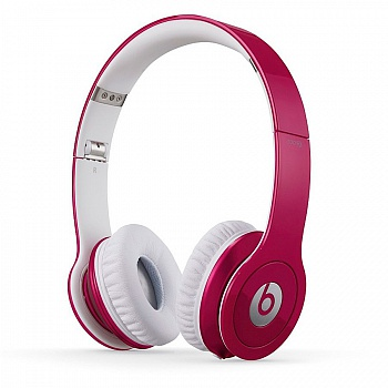 Monster Beats by Dr. Dre Solo HD Pink Original - ITMag