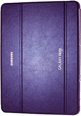Чехол Samsung Book Cover для Galaxy Note 2014 Edition P6000/P6010/P605 Purple - ITMag