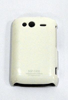 Ultraslim case for HTC wildfire s white - ITMag