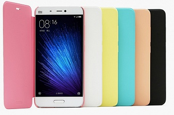 Xiaomi Case for Mi5 Blue 1160800014 - ITMag
