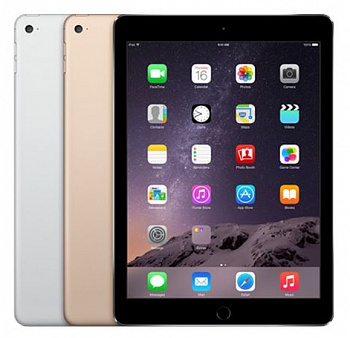 Apple iPad Air 2 Wi-Fi + LTE 64GB Gold (MH2P2, MH172) - ITMag