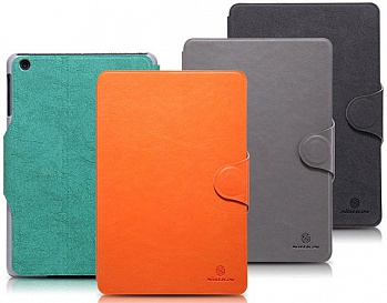 Чехол Nillkin для Apple iPad Mini Scaffolding Leather Case (Серый) - ITMag