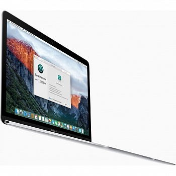 "Apple MacBook 12"" Silver MLHC2 2016 - ITMag"