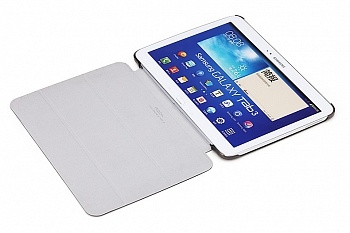 Чехол (книжка) Rock Elegant Series для Samsung Galaxy Tab 3 10.1 P5200/P5210 (Желтый / Yellow) - ITMag