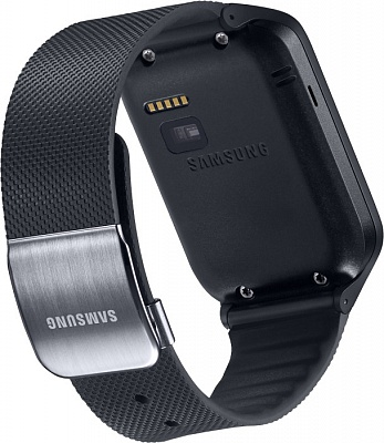 Часы Samsung Gear 2 Neo (Charcoal Black) - ITMag