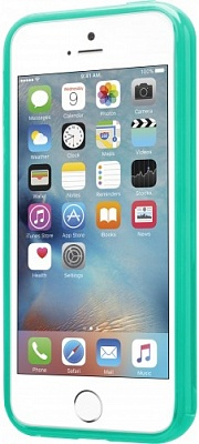 Чехол Laut iPhone 5/5S/5SE RE-COVER Green (LAUT_IP5SE_RC_GN) - ITMag