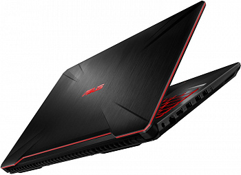 ASUS TUF Gaming FX504GM Red Pattern (FX504GM-E4243) - ITMag