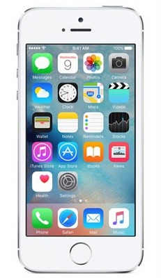 Apple iPhone SE 16GB Silver UA UCRF - ITMag