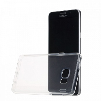 TPU чехол ROCK Ultrathin Slim Jacket для Samsung Galaxy Note 5 N920 (Бесцветный / Transparent) - ITMag