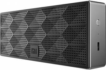 Xiaomi Square Box Bluetooth Speaker Black - ITMag