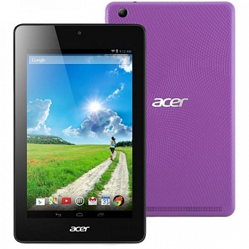 Acer Iconia One 7 B1-730 Violet Purple (L-NT.L73AA.001) - ITMag
