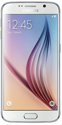 Samsung G920D Galaxy S6 Duos 32GB White Pearl UA UCRF - ITMag