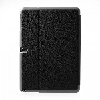 Чехол Crazy Horse Tri-fold with Wake Up for Samsung Galaxy Note 10.1 (2014) P600/P601/P605 Black - ITMag
