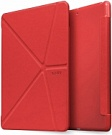 LAUT Origami Trifolio for iPad (2017) Red (LAUT_IPP9_TF_R) - ITMag