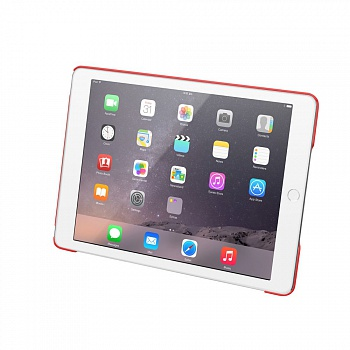LAUT Origami Trifolio for iPad Air 2 Red (LAUT_IPA2_TF_R) - ITMag