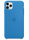 Apple iPhone 11 Pro Max Silicone Case - Surf Blue (MY1J2) Copy - ITMag