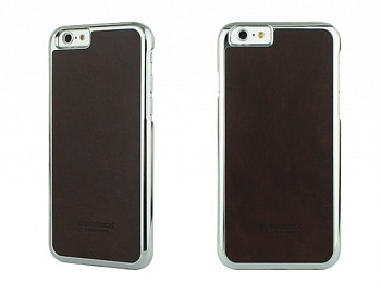 Чехол Bushbuck BARONAGE Classical Edition Genuine Leather for iPhone 6/6S (Coffee) - ITMag
