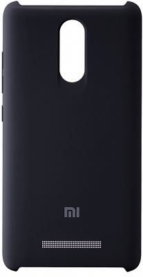 Xiaomi Case for Redmi Note 3 Black 1154900017 - ITMag